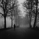 Morning walk in the Park by Matt Sillence