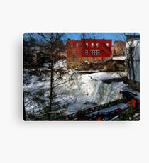 Chagrin Falls - Ohio Canvas Print