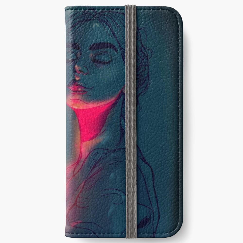 Glowing in the dark iPhone Wallet