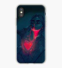 Glowing in the dark iPhone Case