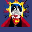 It's Supercat! by Donata Zawadzka
