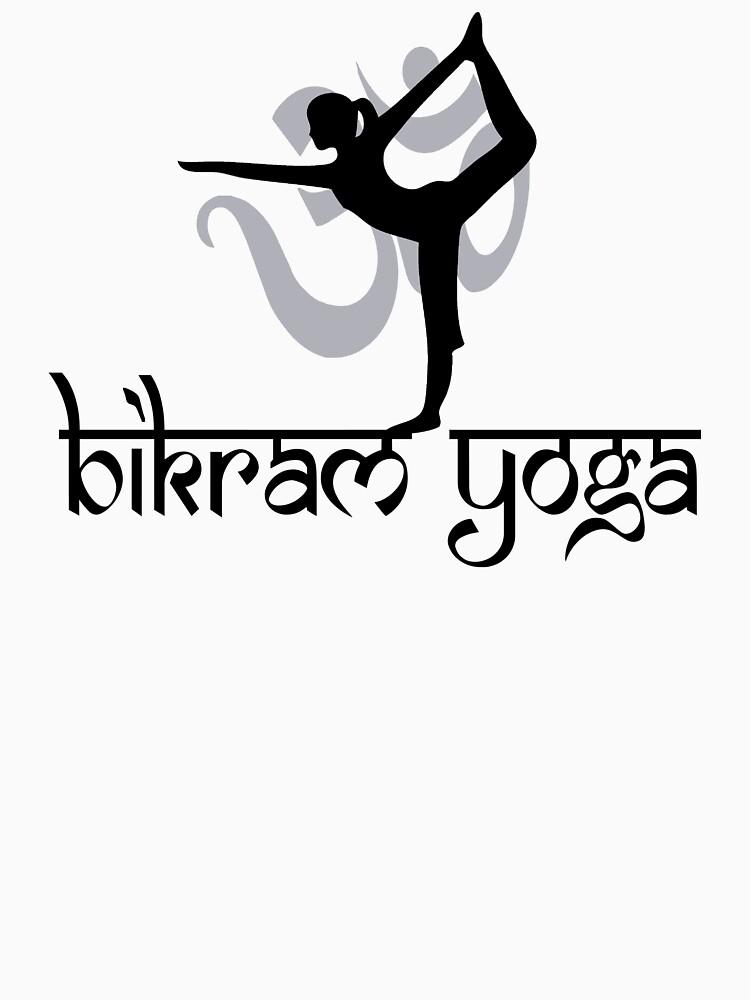 Bikram Yoga de T-ShirtsGifts