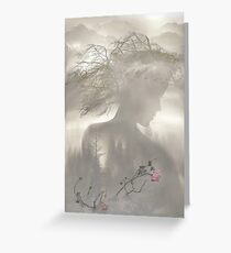 Dreaming Spirit Greeting Card