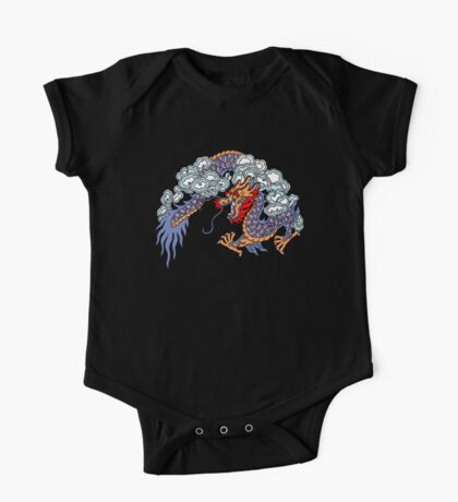 Chinese Dragon Kids Clothes