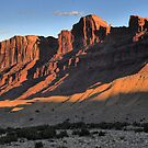 Desert Sun Glow by R. Mike Jacobson