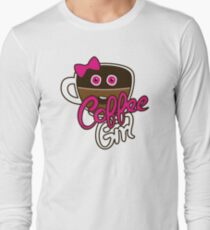 Cute Coffee GirlAddict T-Shirt