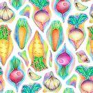 «Verduras arcoiris» de Perrin Le Feuvre