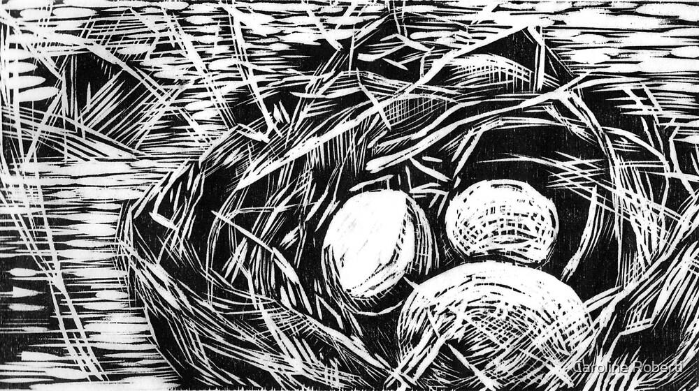 Cycles - Seedling II by Caroline Roberti