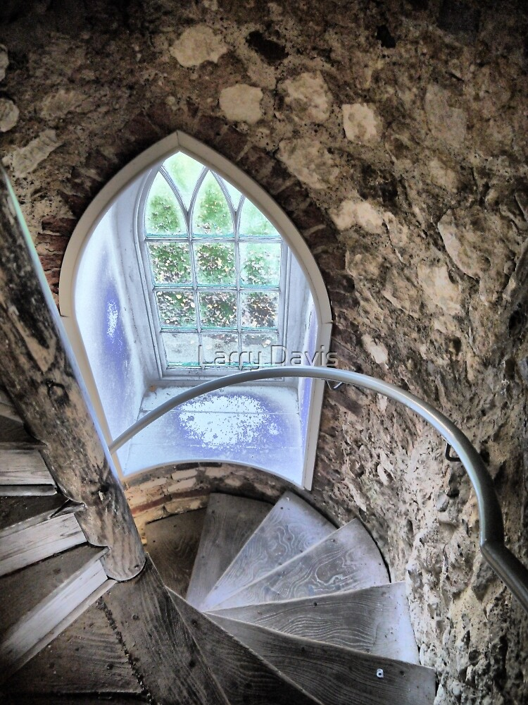 The Castle Window by Larry Lingard-Davis