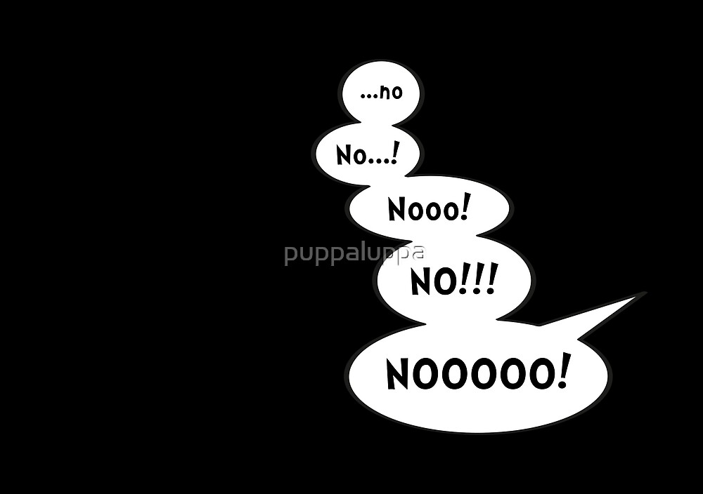 No by puppaluppa