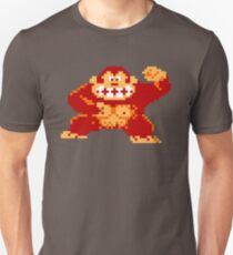 8-Bit Nintendo Donkey Kong Gorilla T-Shirt
