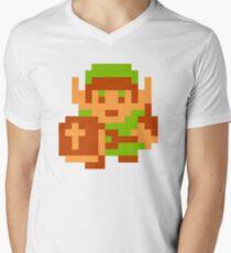 8-Bit Legend Of Zelda Link Nintendo T-Shirt