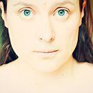 Clean Slate - Self Portrait by Avena Singh