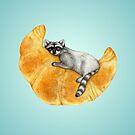 «Desayuno como cama» de Perrin Le Feuvre