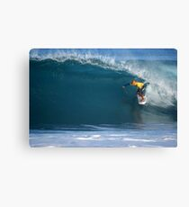 Still Number One Canvas Print