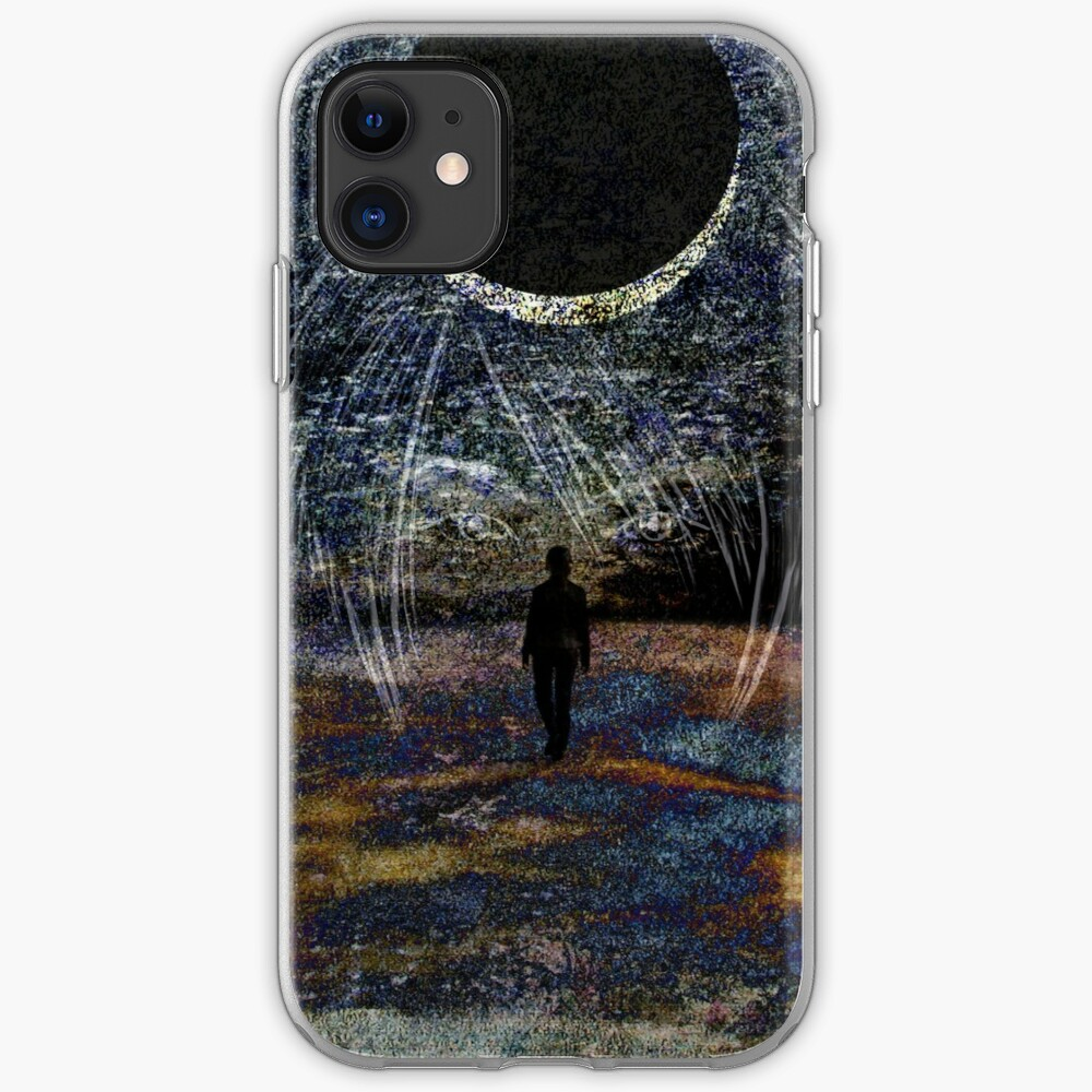 State of Dreams (Waxing Crescent) iPhone Soft Case