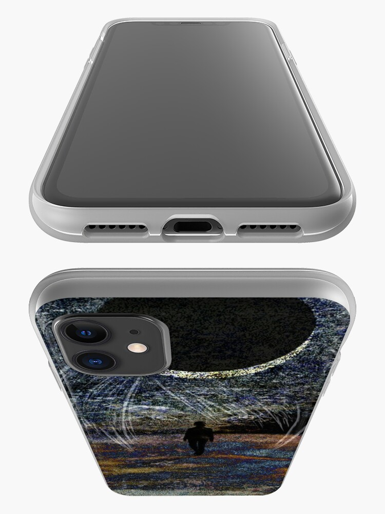 Alternate view of State of Dreams (Waxing Crescent) iPhone Case & Cover