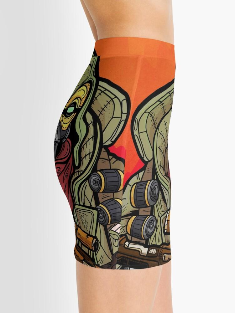Alternate view of Fl4k Mini Skirt