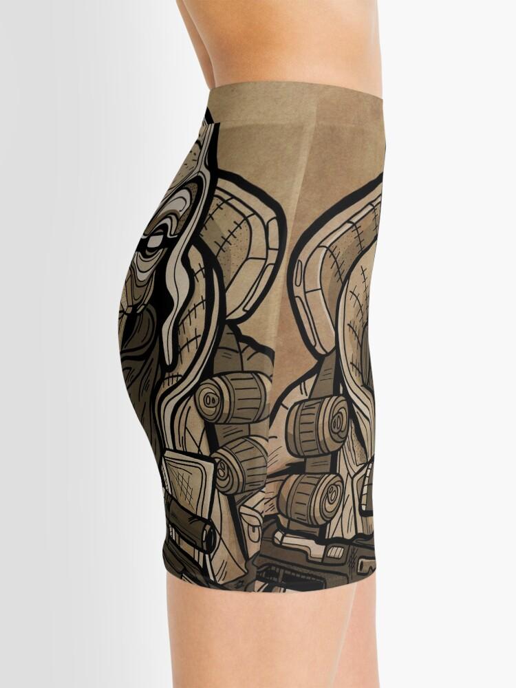 Alternate view of The mighty FL4k Mini Skirt