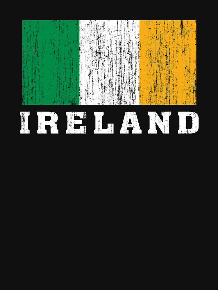 Ireland Flag by HolidayT-Shirts