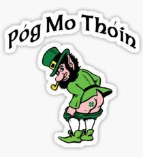 Pog Mo Thoin Sticker