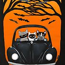 A Spooky Drive by Ryan Conners