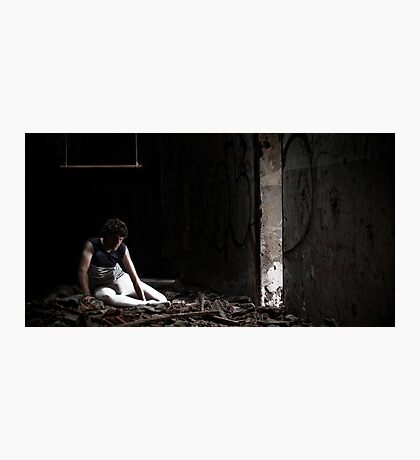 Sinnlos (Senseless) Photographic Print
