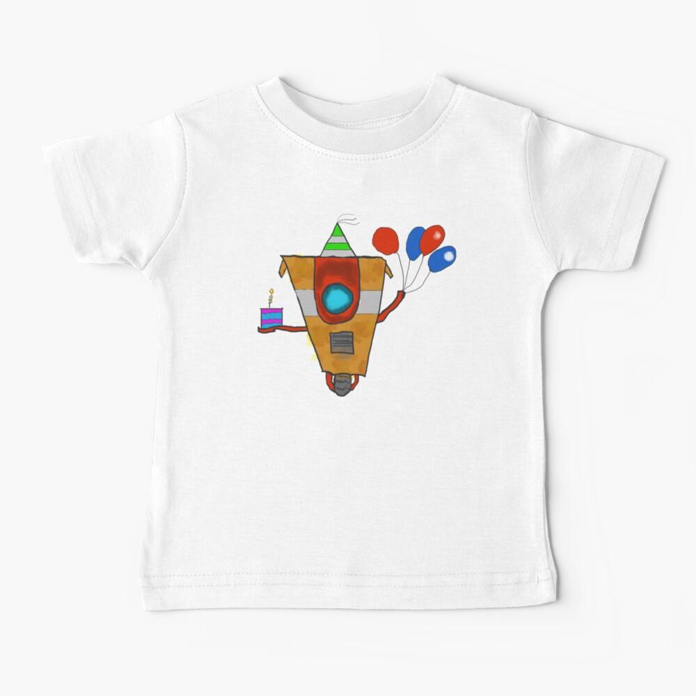 CL4P-TR4P Baby T-Shirt