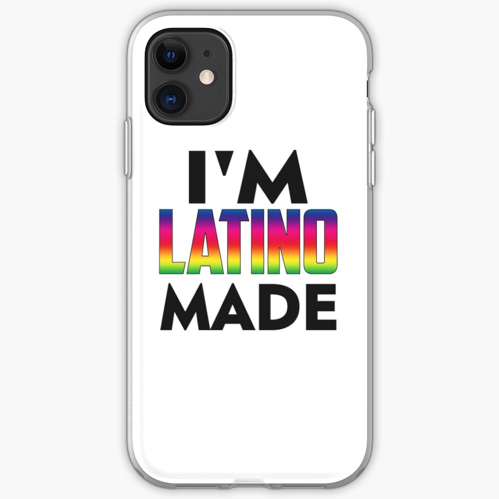 Latino Made iPhone Case & Cover