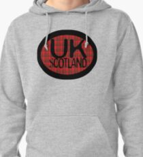uk scotland by ian rogers Pullover Hoodie