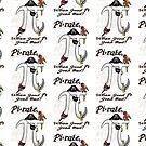 Pi Day Pirate Gone Bad by MudgeStudios