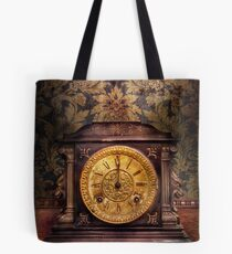 Clockmaker - Wolf Clock  Tote Bag