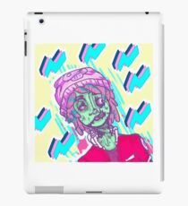aber-zombie and fitch iPad Case/Skin