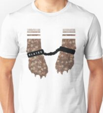 Slaves Cuffed Fox Paws T-Shirt
