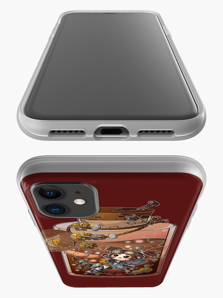 Alternate view of Gaige Potion Bottle iPhone Case & Cover