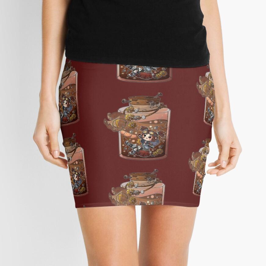 Gaige Potion Bottle Mini Skirt