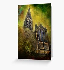 St Margaret's Church, Horsforth. Greeting Card