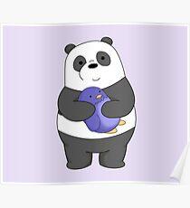We Bare Bears, Panda! Poster