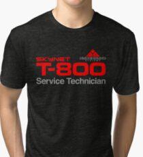 T-800 Technician Tri-blend T-Shirt