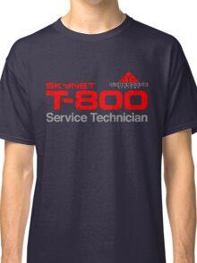 T-800 Service Technician Cyberdyne T-shirt