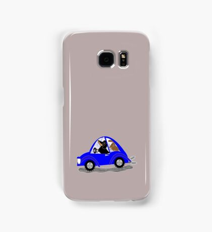 Dachswagon  Samsung Galaxy Case/Skin