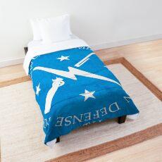 Minutemen flag Comforter
