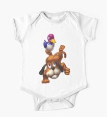 Duck Hunt One Piece - Short Sleeve