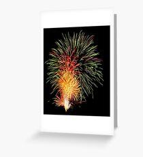 Explosive! Greeting Card