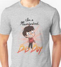 I'm a Misunderstood Bad Boy! T-Shirt