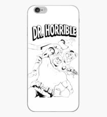 Dr. Horrible's Sing-Along Redbubble iPhone Case