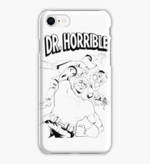 Dr. Horrible's Sing-Along Redbubble iPhone Case/Skin