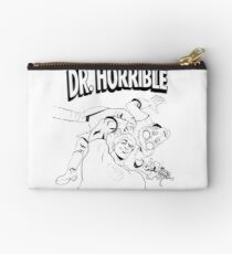 Dr. Horrible's Sing-Along Redbubble Studio Pouch