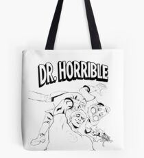 Dr. Horrible's Sing-Along Redbubble Tote Bag