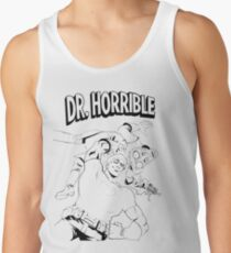 Dr. Horrible's Sing-Along Redbubble Tank Top